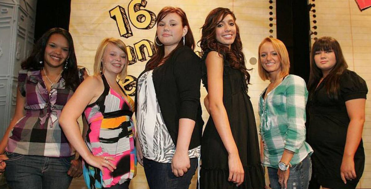 teen mom before mom.jpeg?resize=1200,630 - 20 Photos Of The 'Teen Mom' Cast Before They Actually Became Moms