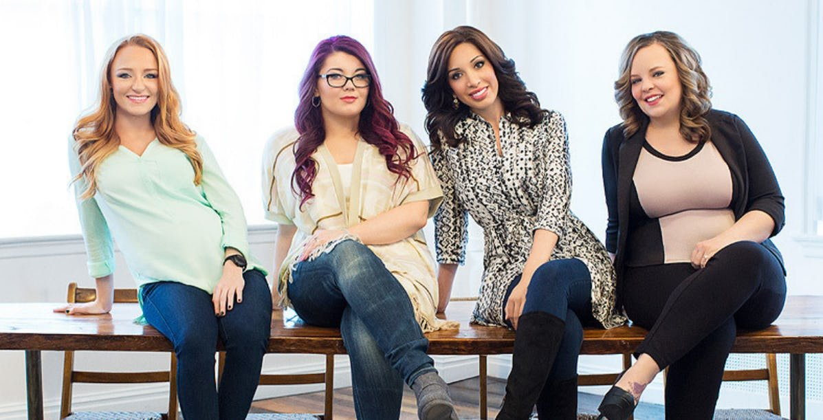 teen mom cast.jpeg?resize=1200,630 - 20 Small Details That The 'Teen Mom' Cast Doesn't Share On The Show