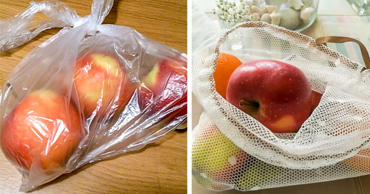 this woman stopped using plastic at home and the result is amazing.jpg?resize=412,232 - This Woman Stopped Using Plastic At Home And The Result Was Amazing