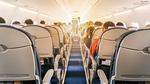 travelpulse.jpeg?resize=1200,630 - Fearful Moment For Passengers As An Extreme Turbulence Sent Flight Attendant Crashing Into The Ceiling Of The Plane