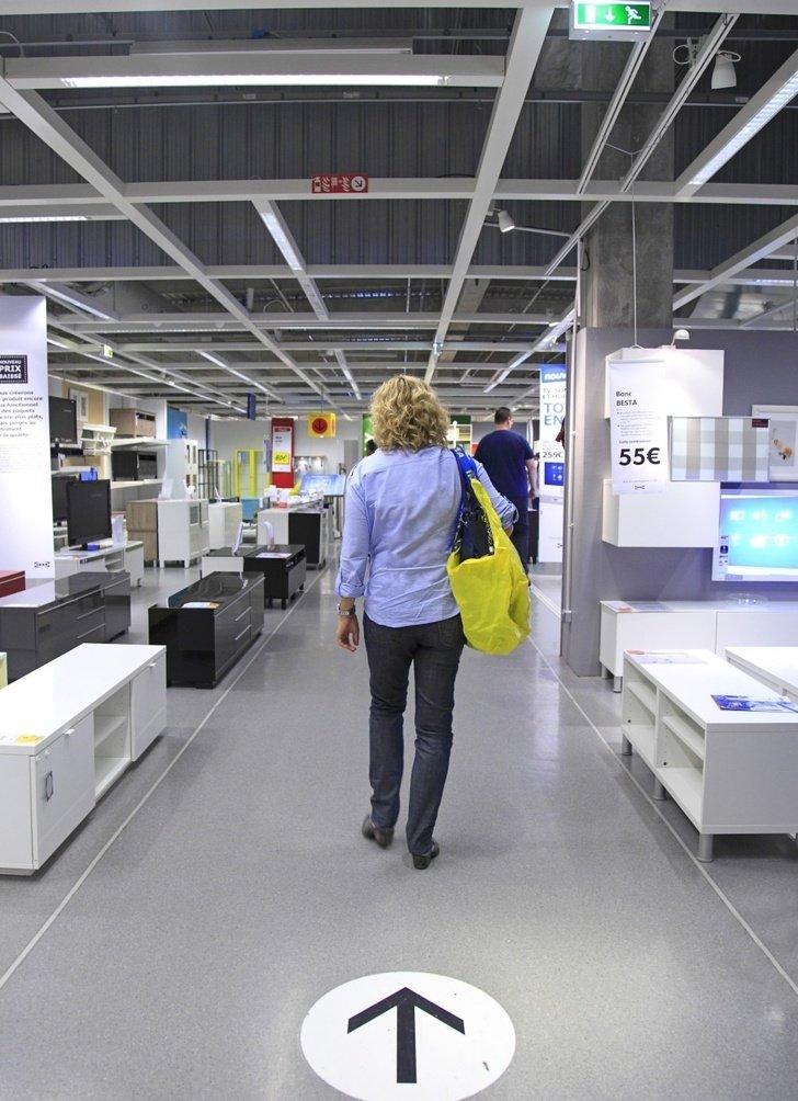 10Trucos delas tiendas IKEA que tehacen sentir undeseo irresistible decomprar sus productos
