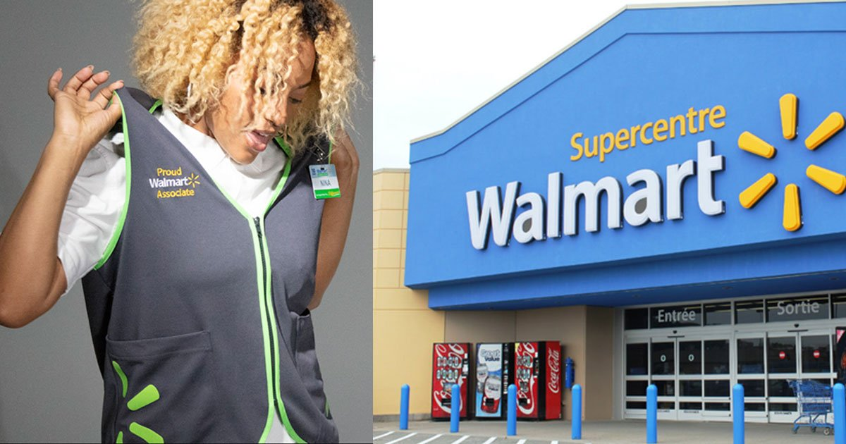 untitled 1 13.jpg?resize=412,232 - Walmart Redesigned Employee's Uniform And Replaced The Signature Blue Vests With Modern Steel Gray Color