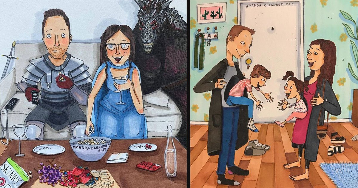 untitled 1 42.jpg?resize=1200,630 - Honest Illustrations Show What Really Happens Behind Closed Doors In Every Relationship