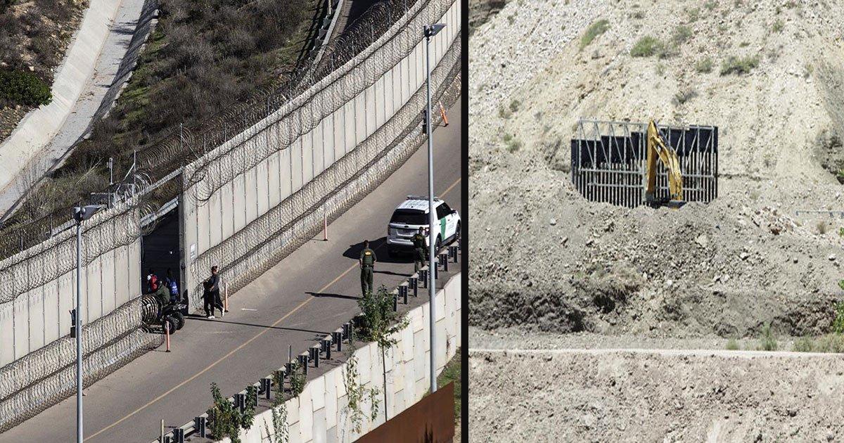 untitled 1 76.jpg?resize=1200,630 - Un mur entre les États-Unis et le Mexique a été construit illégalement. Le propriétaire pourrait maintenant faire face à 90 jours de prison