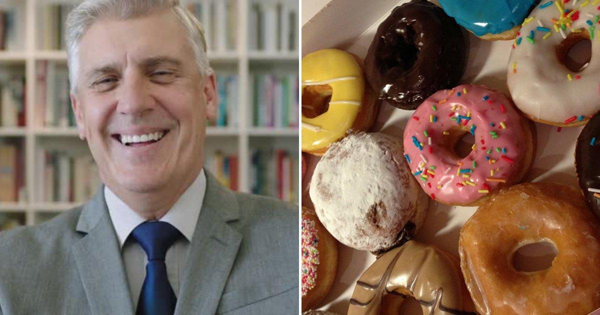 untitled design 100.png?resize=412,232 - Un responsable a été suspendu après avoir humilié un employé avec une blague «inacceptable» sur les donuts