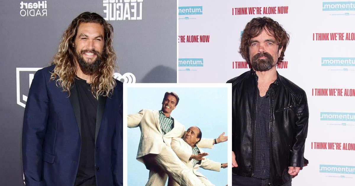 untitled design 11.png?resize=412,232 - 'Sign Me Up!' Jason Momoa Agrees To Work With Former Co-Star Peter Dinklage For A 'Twins' Remake