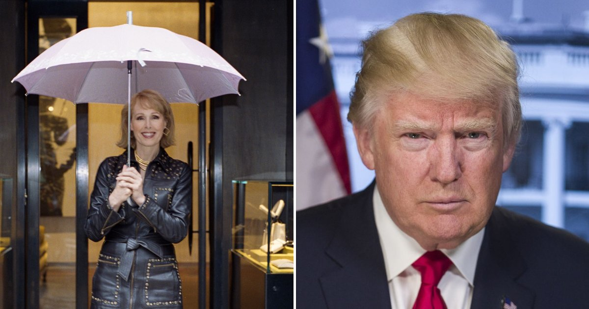 untitled design 17.png?resize=1200,630 - Famous Columnist E. Jean Carroll Accused President Donald Trump Of Harassment