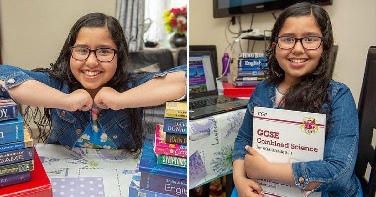 untitled design 36.png?resize=1200,630 - Une fillette de 11 ans a eu la note maximale au test de QI et s'est montrée plus intelligente qu'Einstein