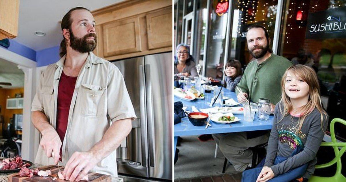 untitled design 4.png?resize=412,232 - Un homme qui ne mange que de la viande crue prétend que son régime est bon pour ses enfants
