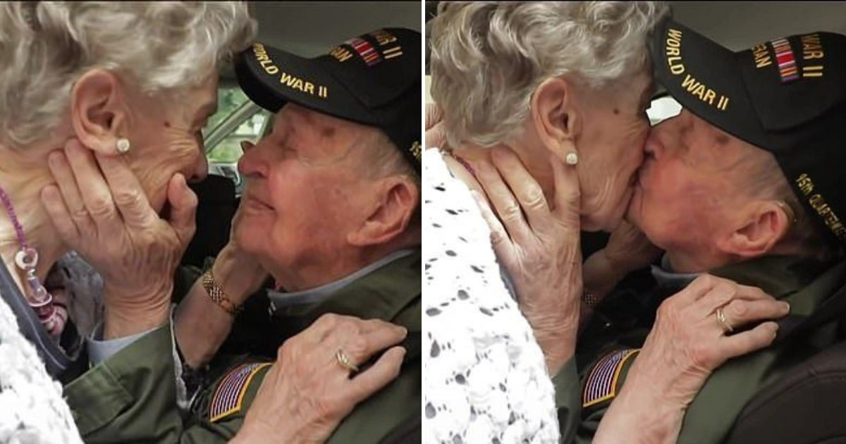 untitled design 89.png?resize=412,232 - 97-Year-Old War Veteran Reunited With His First Love After 75 Years Apart