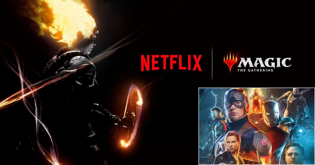 """y1 3.png?resize=412,232 - Les réalisateurs de Avengers Endgame réalisent la série """"Magic: The Gathering"""" de Netflix"""