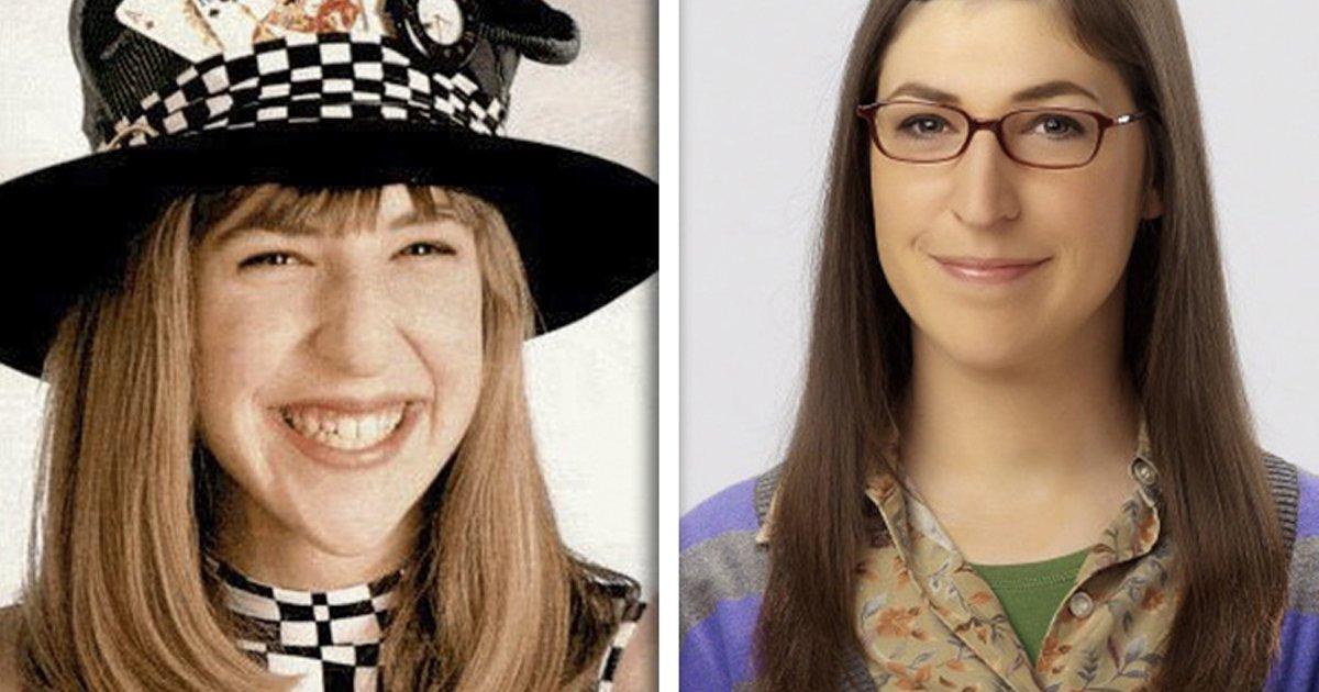 11 32.jpg?resize=1200,630 - Así se veían los actores de The Big Bang Theory cuando eran niños