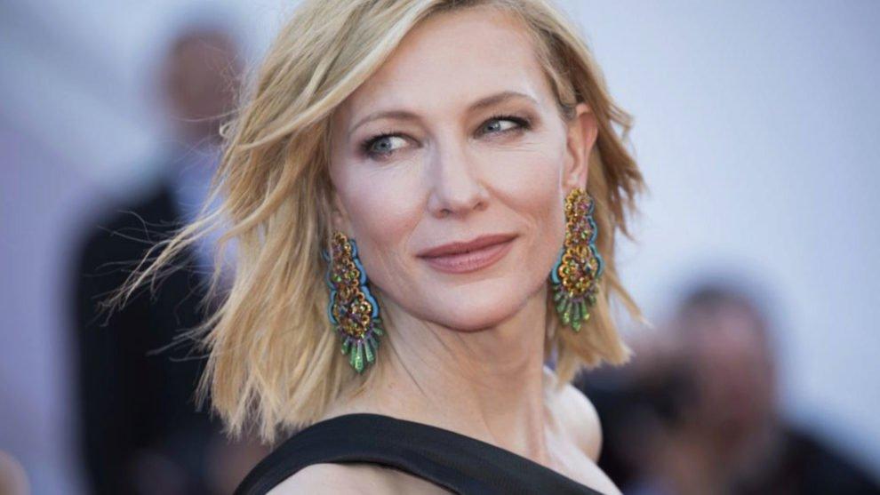 Resultado de imagen de Cate Blanchett