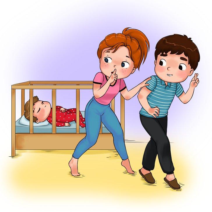 12 Tirinhas sobre como é ser pai ou mãe (você provavelmente vai se identificar com várias situações)