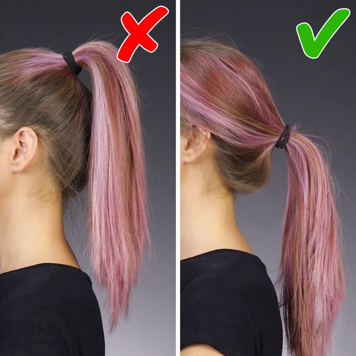 10 Trucos de vida para hacer que tu cabello crezca más grueso y más rápido