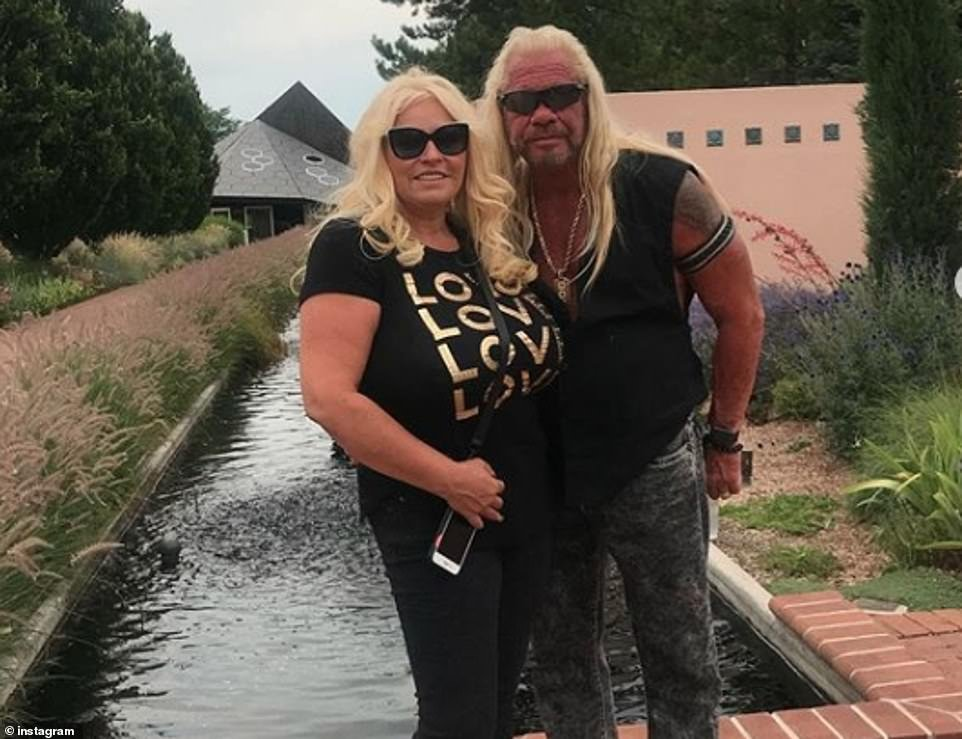 Dog and Beth married in 2006, and were constant companions on his famed TV show