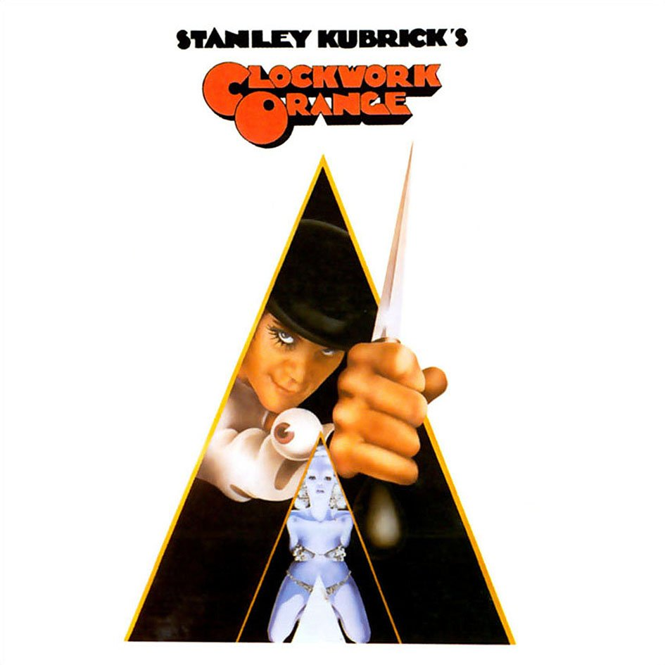Resultado de imagen de La naranja mecánica – 1972