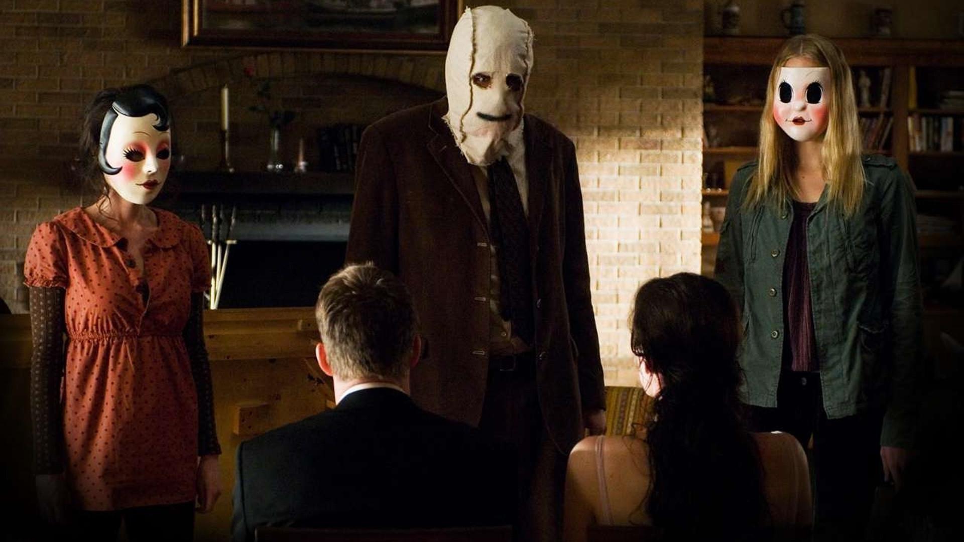 Resultado de imagen de The Strangers,2008