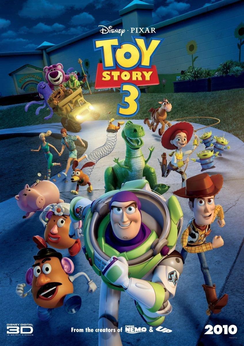 Resultado de imagen de Toy Story 3 – 2010