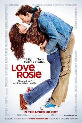 Resultado de imagen de Love Rosie– 2014