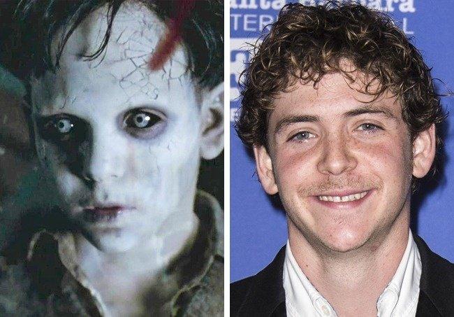 Antes y después niños películas de terror km 31