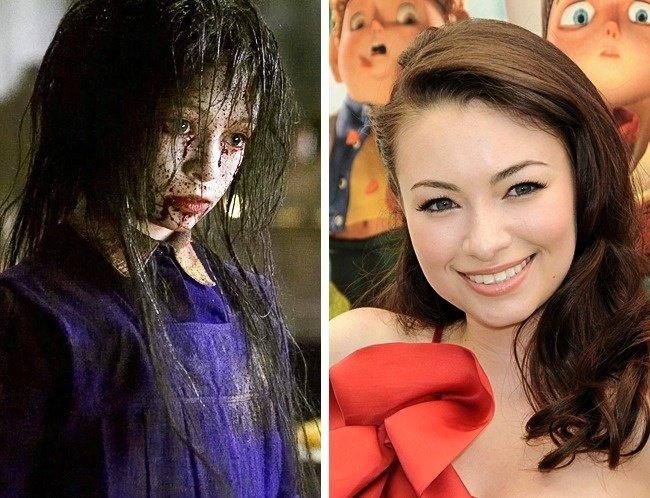 Antes y después niños películas de terror La maldición
