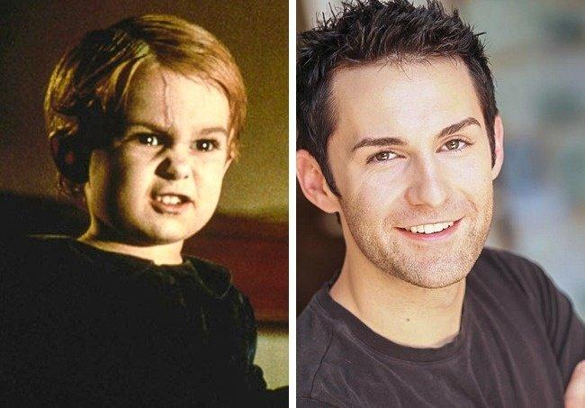 Antes y después niños películas de terror Cementerio de mascotas