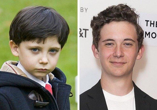 Antes y después niños películas de terror La profecía