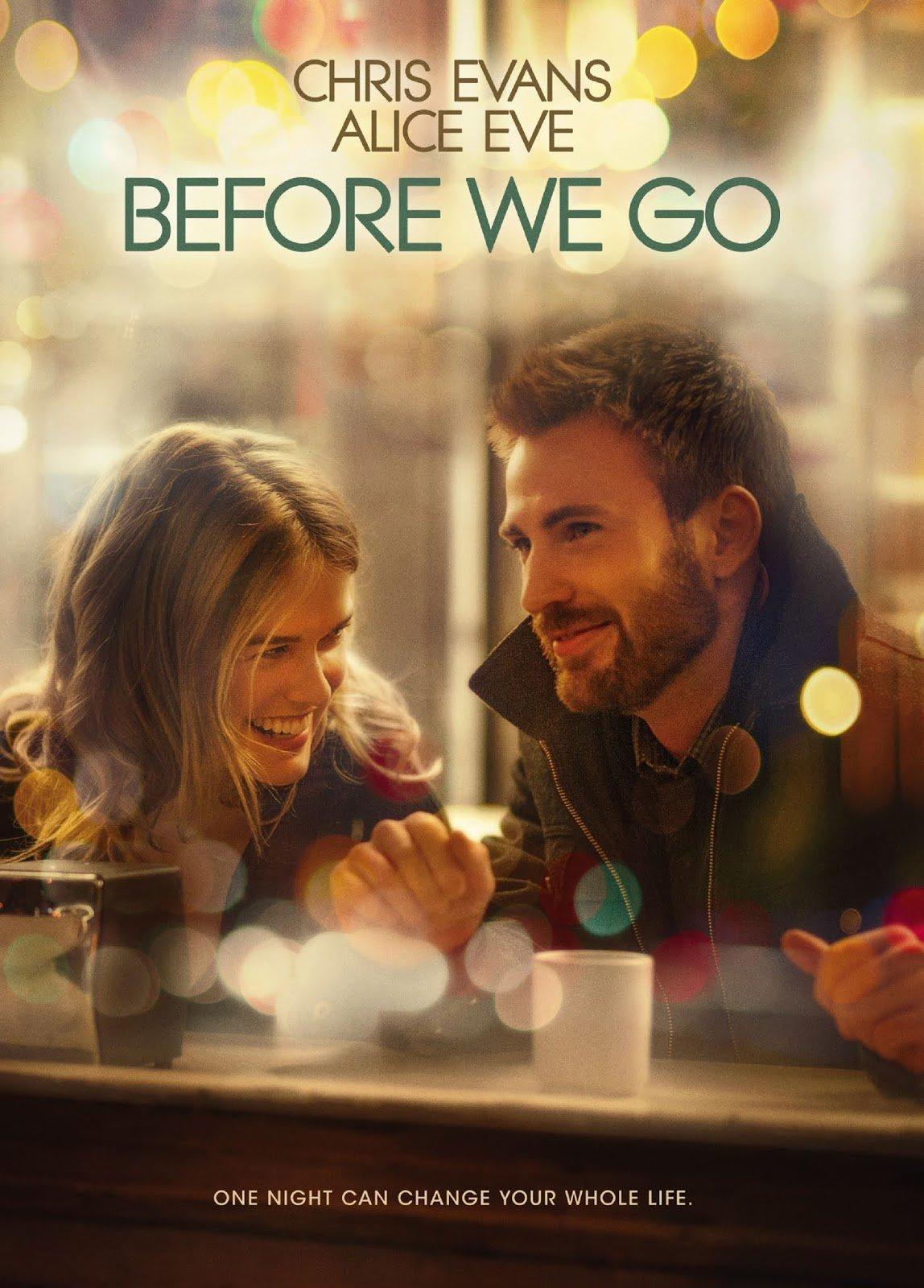 Resultado de imagen de Before We Go – 2014