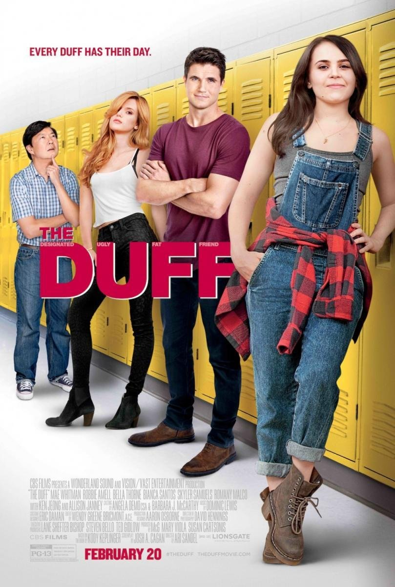 Resultado de imagen de The Duff– 2015