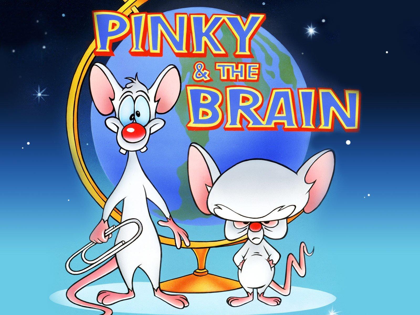 Resultado de imagen de Pinky and The Brain