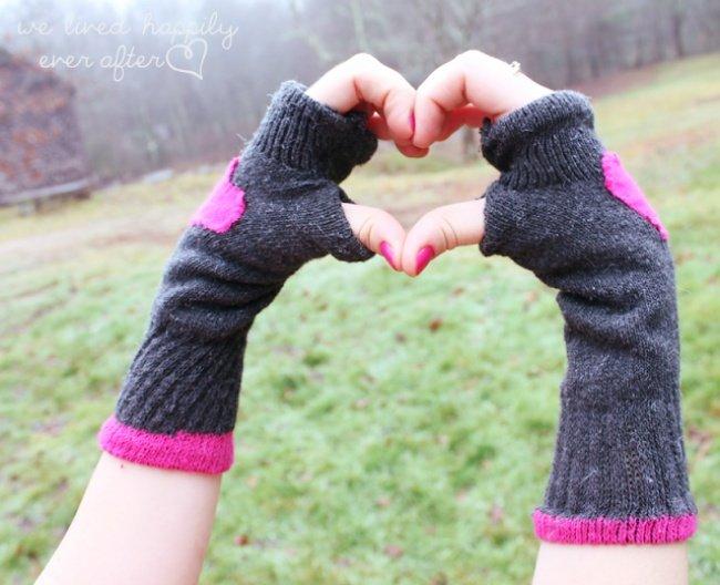 13Ideas para reciclar los calcetines sin pares
