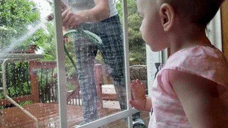 20+ Casos em que a mãe deixou a criança com o pai e nada saiu como o planejado
