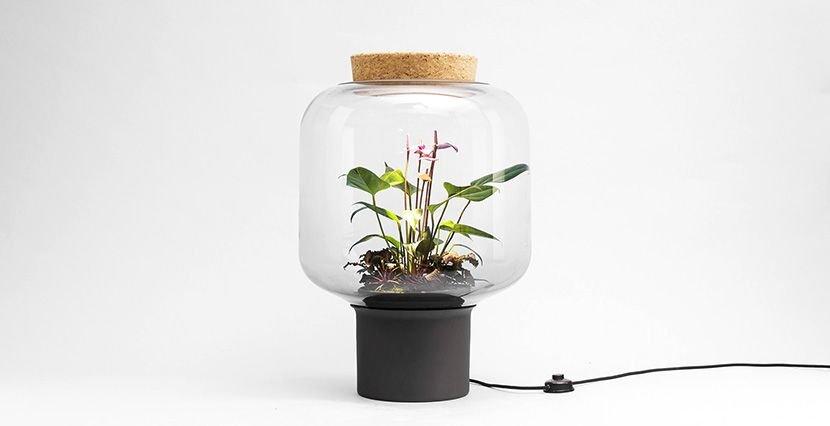 Resultado de imagen de Lámpara para laproducción deplantas enespacios que noposeen ventanas