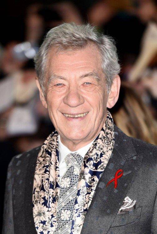 Ian McKellen 2015