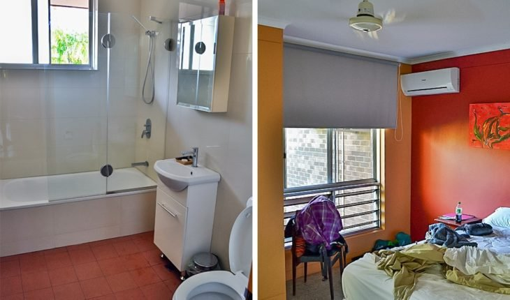 interior de casa en australia