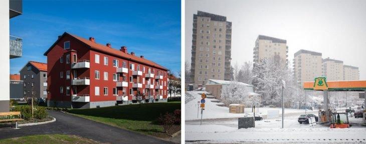 departamento suecia