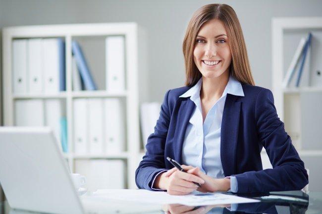 asistente administrativo mujer