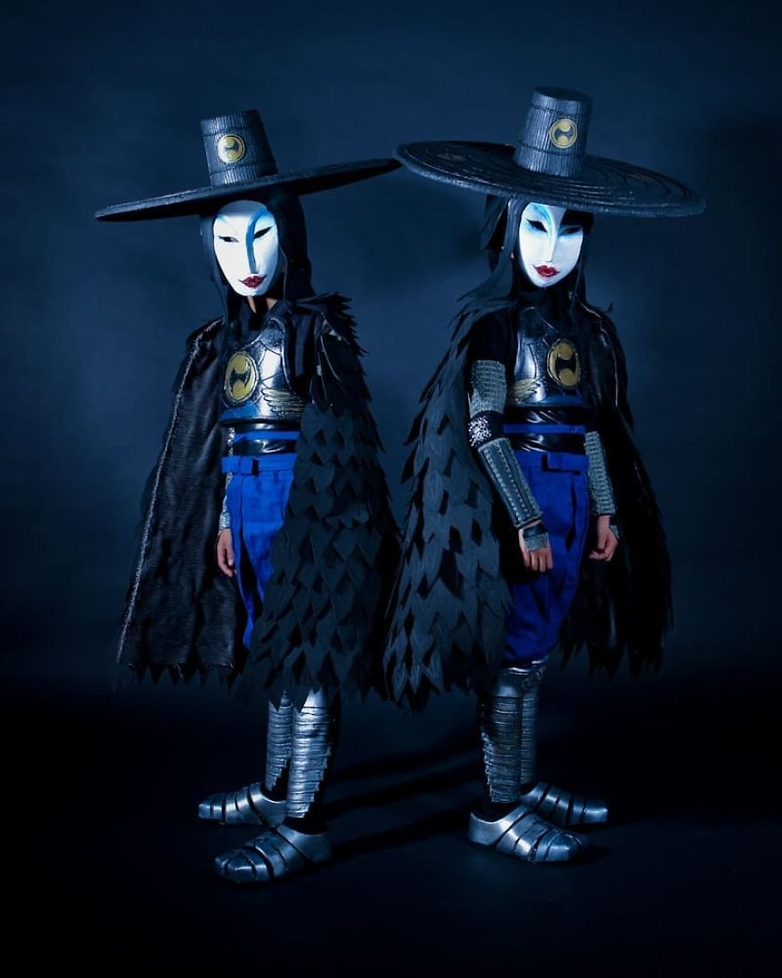 The Sisters (Kubo And The Two Strings)