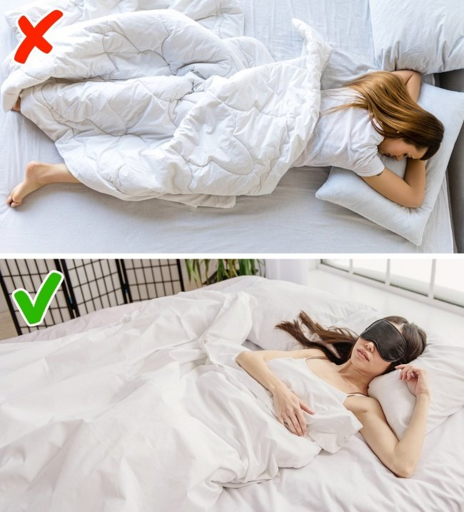 14Dicas que teajudarão anão levar umsusto noespelho quando acordar