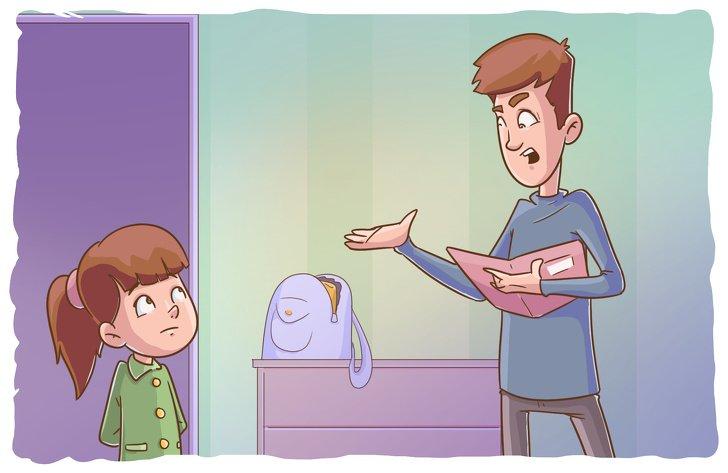12Frases que pais emães devem evitar usar com osfilhos