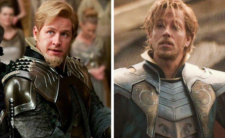 10 Personajes de películas que fueron interpretados por diferentes actores (y no nos dimos cuenta)