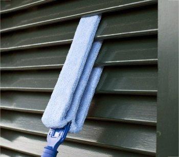 Resultado de imagen de Limpia las persianas con pañuelos ypinzas para ensaladas