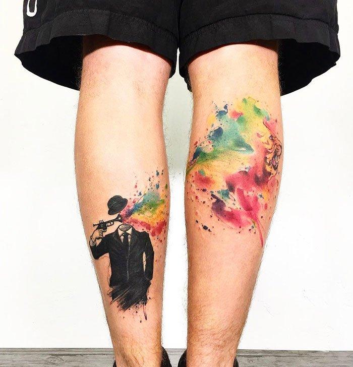 Mind-Blowing Tattoo Art