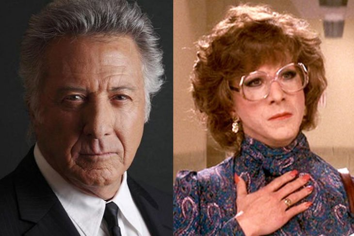 Dustin Hoffman tootsie