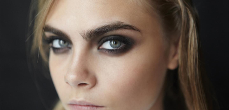 Resultado de imagen de actriz con Smokey eyes