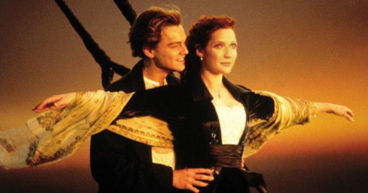 Paltrow en el titanic
