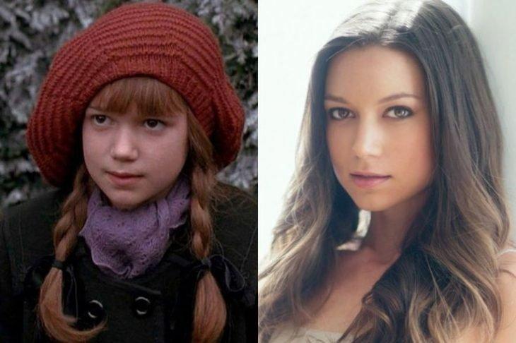 la niña de la película de jardin secreto antes y ahora