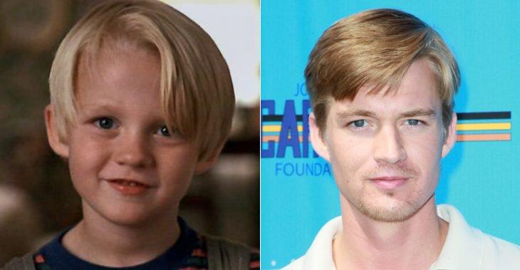 Daniel el travieso antes y ahora