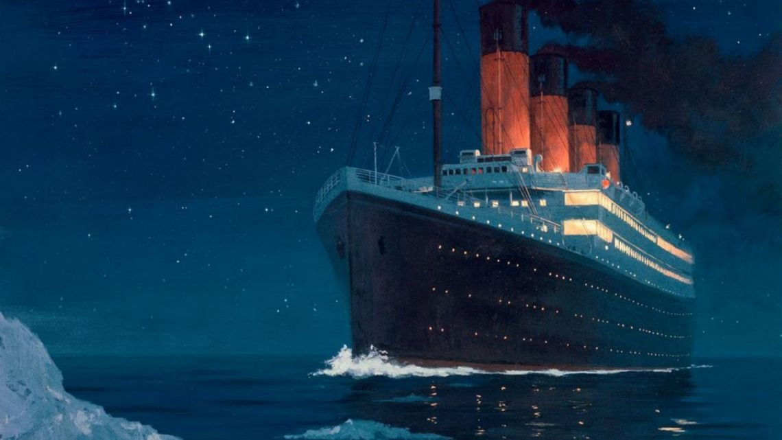 Resultado de imagen de titanic